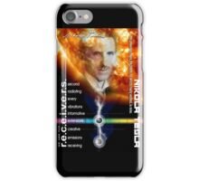 tesla information iPhone Case/Skin
