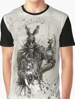 Vunderlend: in the Rabbit Hole Graphic T-Shirt