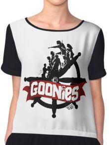 The Goonies - V2 Chiffon Top