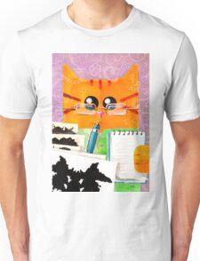 Cat Psychologist Unisex T-Shirt