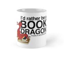 Book Dragon Mug