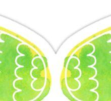 Watercolor wings Sticker
