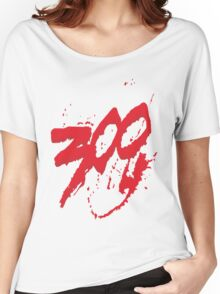 3Hunna|300|Chief Keef Women's Relaxed Fit T-Shirt