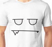 """Inanimate face - """"Ugh"""" Unisex T-Shirt"""