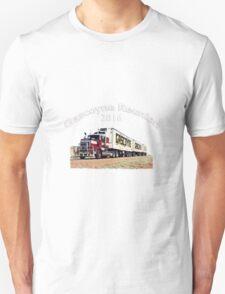Gascoyne Reunion 2016 (Dark colored shirts) Unisex T-Shirt
