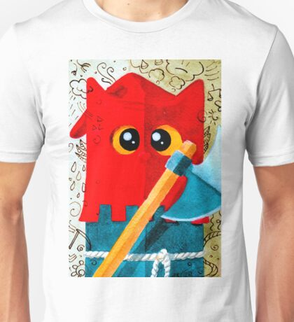 Cat Executioner Unisex T-Shirt