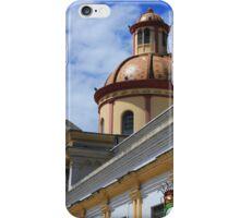 Otavalo Church iPhone Case/Skin