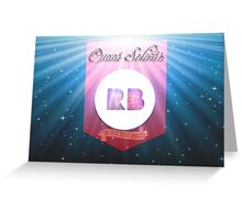 Omni Solaris Greeting Card