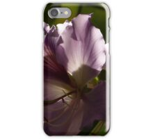 one flower - una flor iPhone Case/Skin