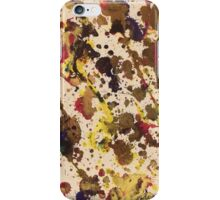 Abstract 418 B Celebration iPhone Case/Skin