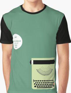 Nizzoli_Lettera22_1/2 Graphic T-Shirt