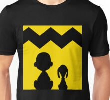 CHARLIE BROWN PEANUTS YELLOW Unisex T-Shirt