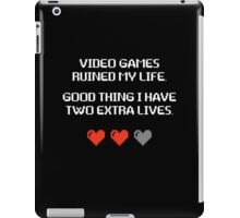 Video Games iPad Case/Skin