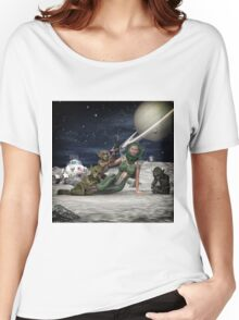 Vintage Sci-Fi 2 Women's Relaxed Fit T-Shirt