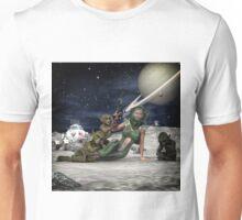 Vintage Sci-Fi 2 Unisex T-Shirt