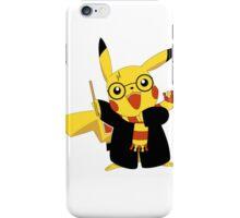 pikachu harry potter iPhone Case/Skin