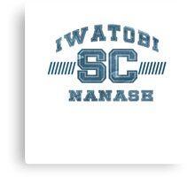 Iwatobi Swim Club - Haruka Nanase Canvas Print