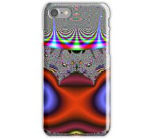 Party Time for Martian Donald iPhone Case/Skin