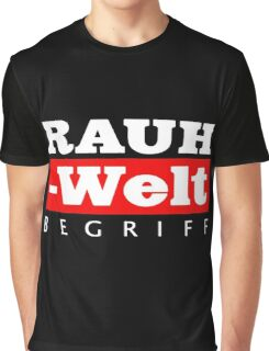 RAUH-WELT BEGRIFF : GIFT Graphic T-Shirt
