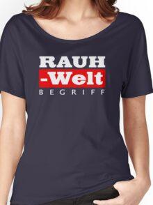 RAUH-WELT BEGRIFF : GIFT Women's Relaxed Fit T-Shirt
