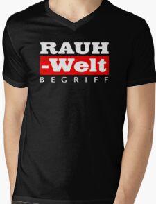 RAUH-WELT BEGRIFF : GIFT Mens V-Neck T-Shirt
