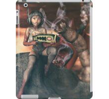 Vintage Sci-Fi 3 iPad Case/Skin