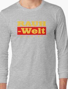 RAUH-WELT BEGRIFF : GOLD Long Sleeve T-Shirt