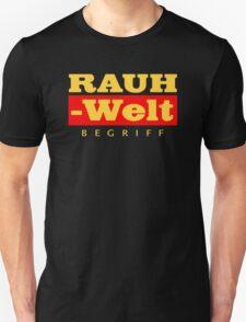 RAUH-WELT BEGRIFF : GOLD Unisex T-Shirt