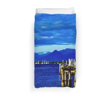 Cairns, Queensland Duvet Cover