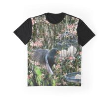 The blackbird and the cage Graphic T-Shirt