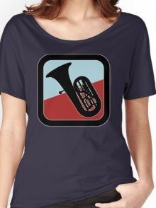 Tuba Sign Women's Relaxed Fit T-Shirt