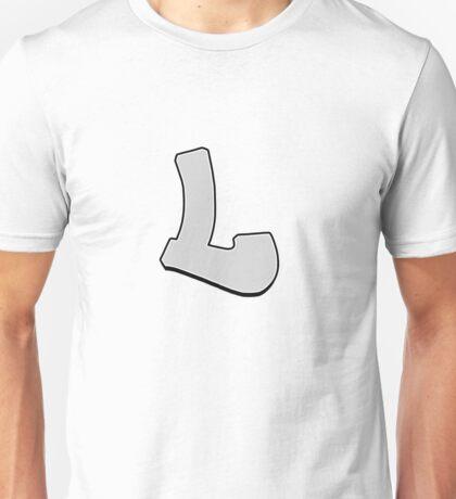 Letter L Unisex T-Shirt