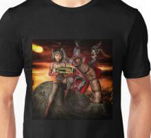 Vintage Sci-Fi 4 Unisex T-Shirt