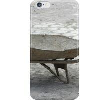 Construction Wheelbarrow iPhone Case/Skin