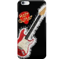 Hair Guitar ~ RED iPhone Case/Skin