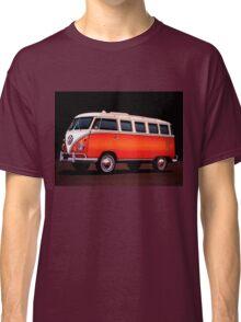 Volkswagen T1 Samba Painting Classic T-Shirt