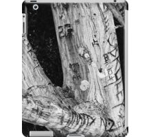 Punk Rock Tree iPad Case/Skin