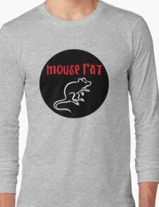 Mouse Rat Circle Long Sleeve T-Shirt
