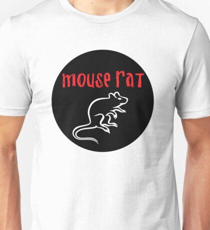 Mouse Rat Circle Unisex T-Shirt