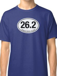 26.2 - EURO STICKER Classic T-Shirt
