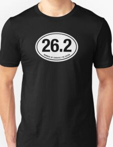 26.2 - EURO STICKER T-Shirt
