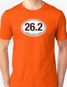 26.2 - EURO STICKER T-Shirt