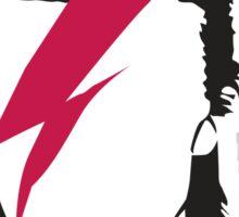 Ziggy Red Sticker