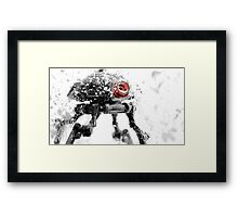 Probe Droid Framed Print