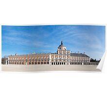 Royal Palace of Aranjuez Poster