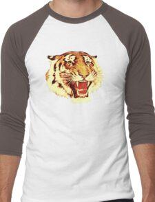 Tiger Circus Men's Baseball ¾ T-Shirt