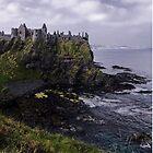 Dunluce Coastal View by Wrayzo