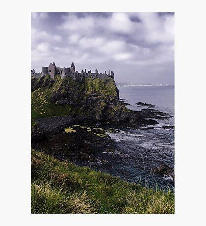 Dunluce Coastal View Photographic Print