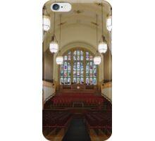 The Great Hall At Birmingham University iPhone Case/Skin