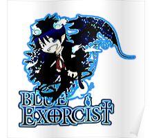 Chibi Rin - Blue Exorcist Poster